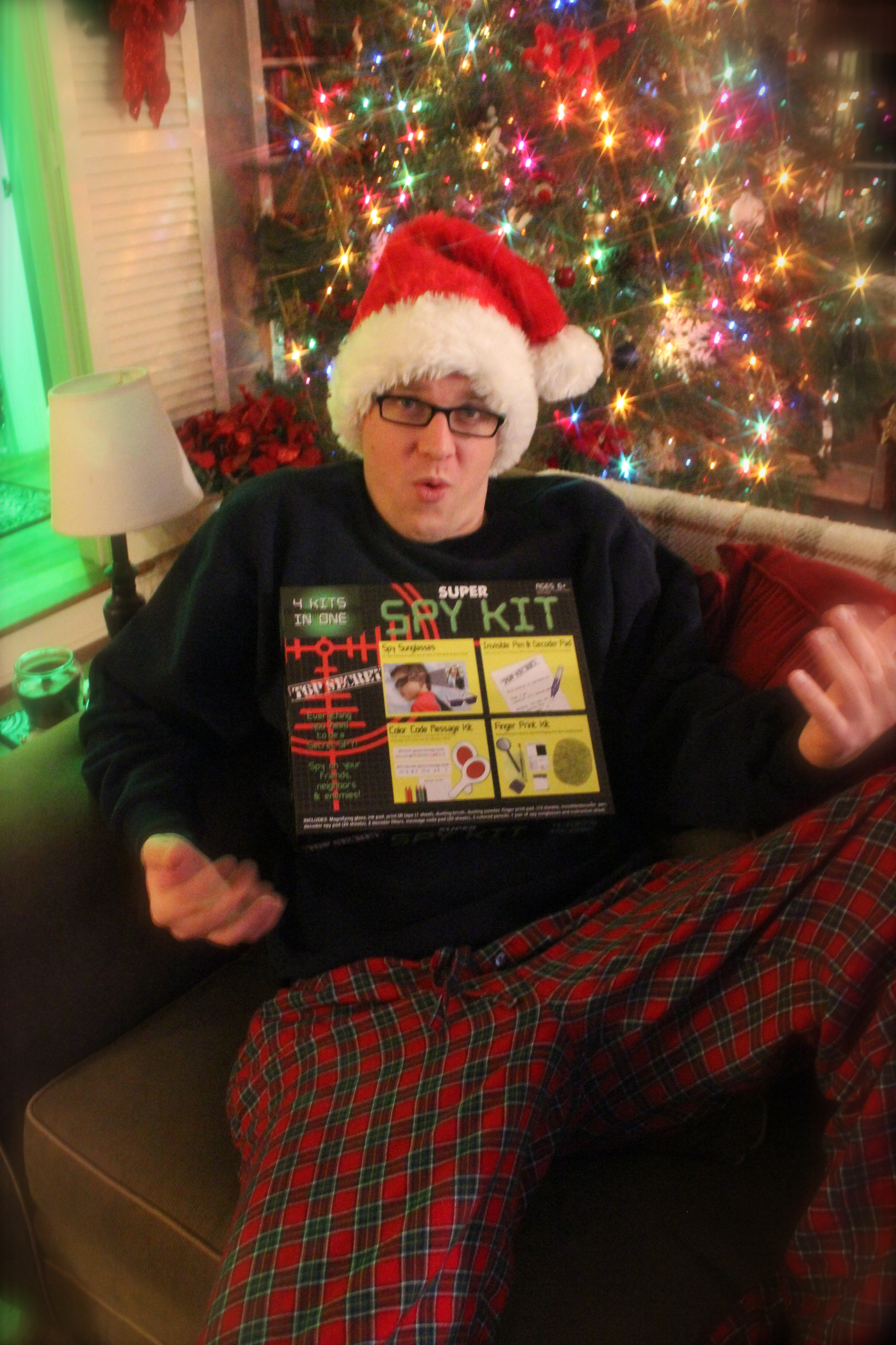 Petes Christmas.Holly And Pete S Christmas Countdown Continued