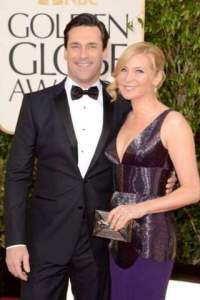 Jon Hamm and Jennifer Westfeldt_1358171332528_353442_ver1.0_640_480